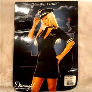 """Mile High Captain"" Costume 🎃"